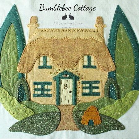 Bumblebee Cottage Instant Download