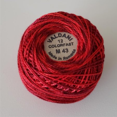 M43 Vibrant Reds