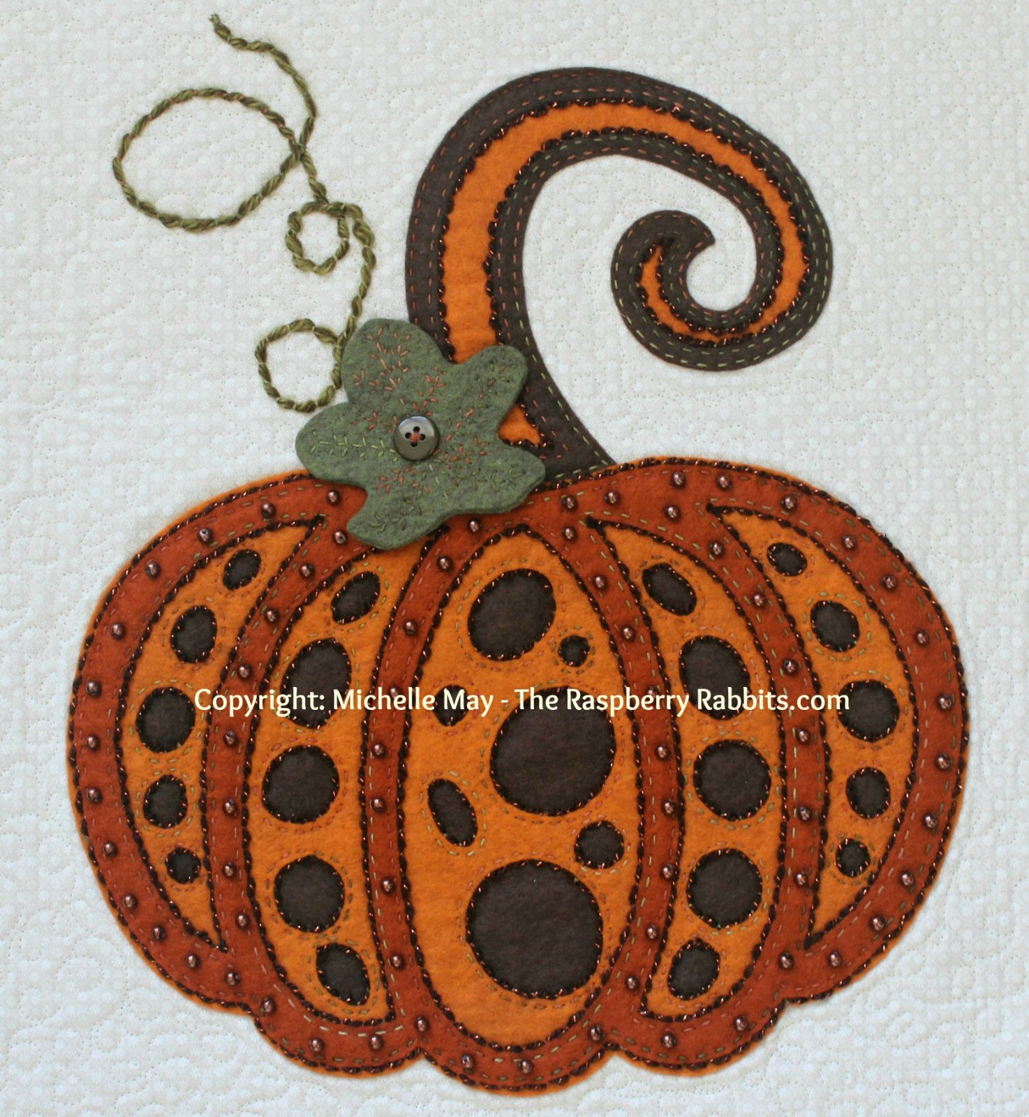 Peter's Pumpkin  e-Pattern