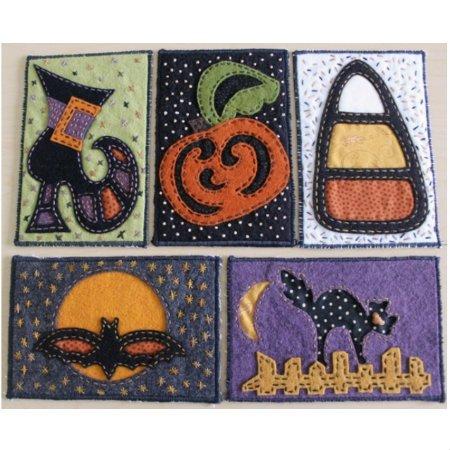 Postal Fusions Halloween e-Pattern