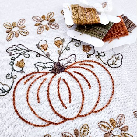 Ready, Set, Stitch - October Elegance