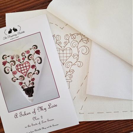Token of My Love No. 2 Printed Linen