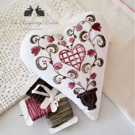 Token of My Love No. 2 Embroidery KIT