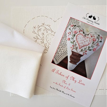 Token of My Love No.3 Printed Linen
