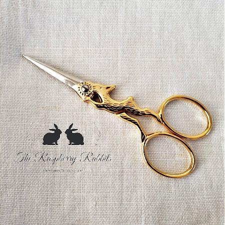 Rabbit Embroidery Scissors