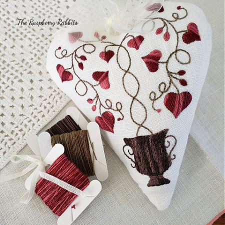 Token of My Love No.5 Embroidery KIT