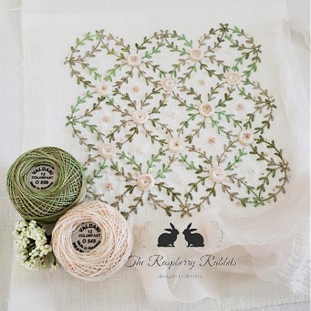 Wedding Ring Roses KIT