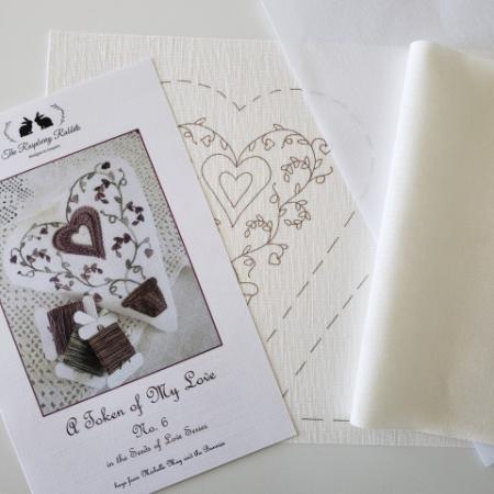 Token of My Love No.6 Printed Linen