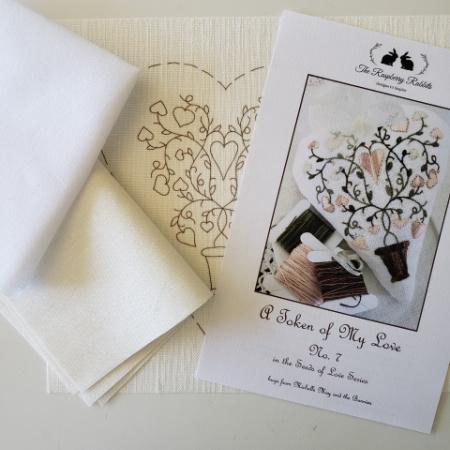 Token of My Love No.7 Printed Linen