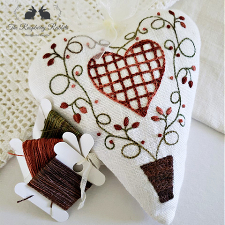 Token of My Love No.9 Embroidery KIT