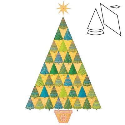 GO! Sparkle Tree by Sarah Vedeler