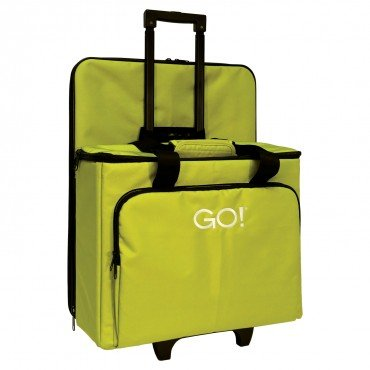 GO! Fabric Cutter Tote and Die Bag-Green