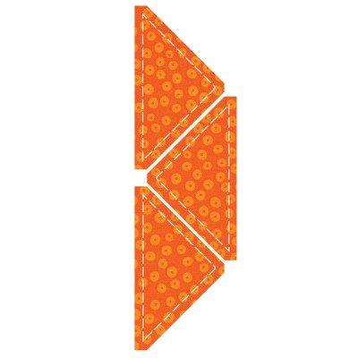 G! Quarter Square Triangle 4