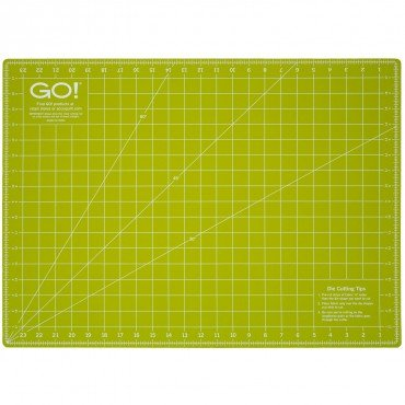 GO! Rotary Cutting Mat 18 x 24 (Double Sided)