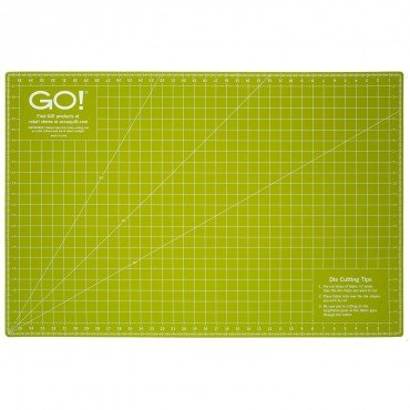 GO! Rotary Cutting Mat 24 x 36 (Double Sided)