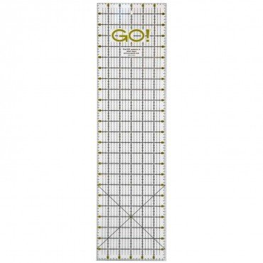 GO! Quilting Ruler 6x 24