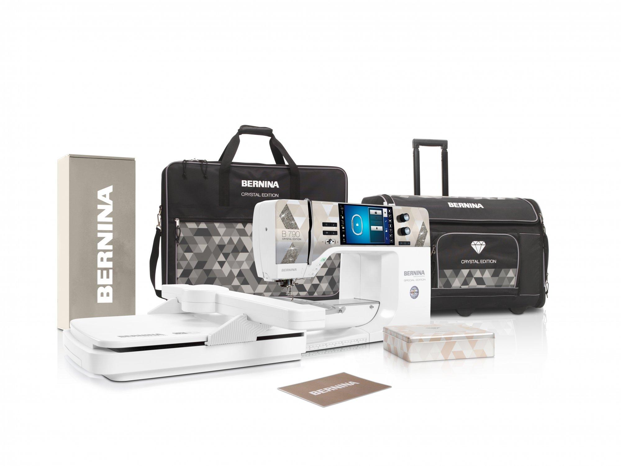 Bernina 790 Crystal Edition