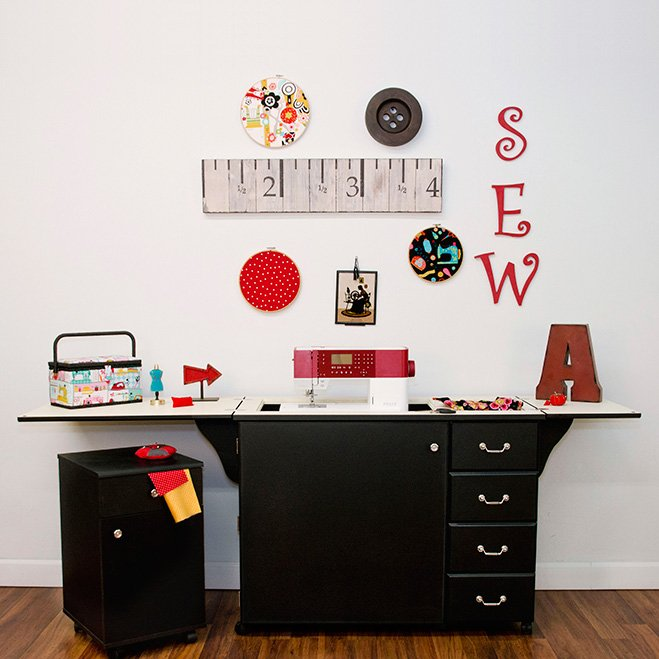Arrow Norma Jean Sewing Cabinet