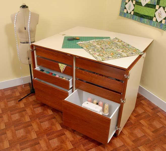 Dingo Cutting & Storage Cabinet