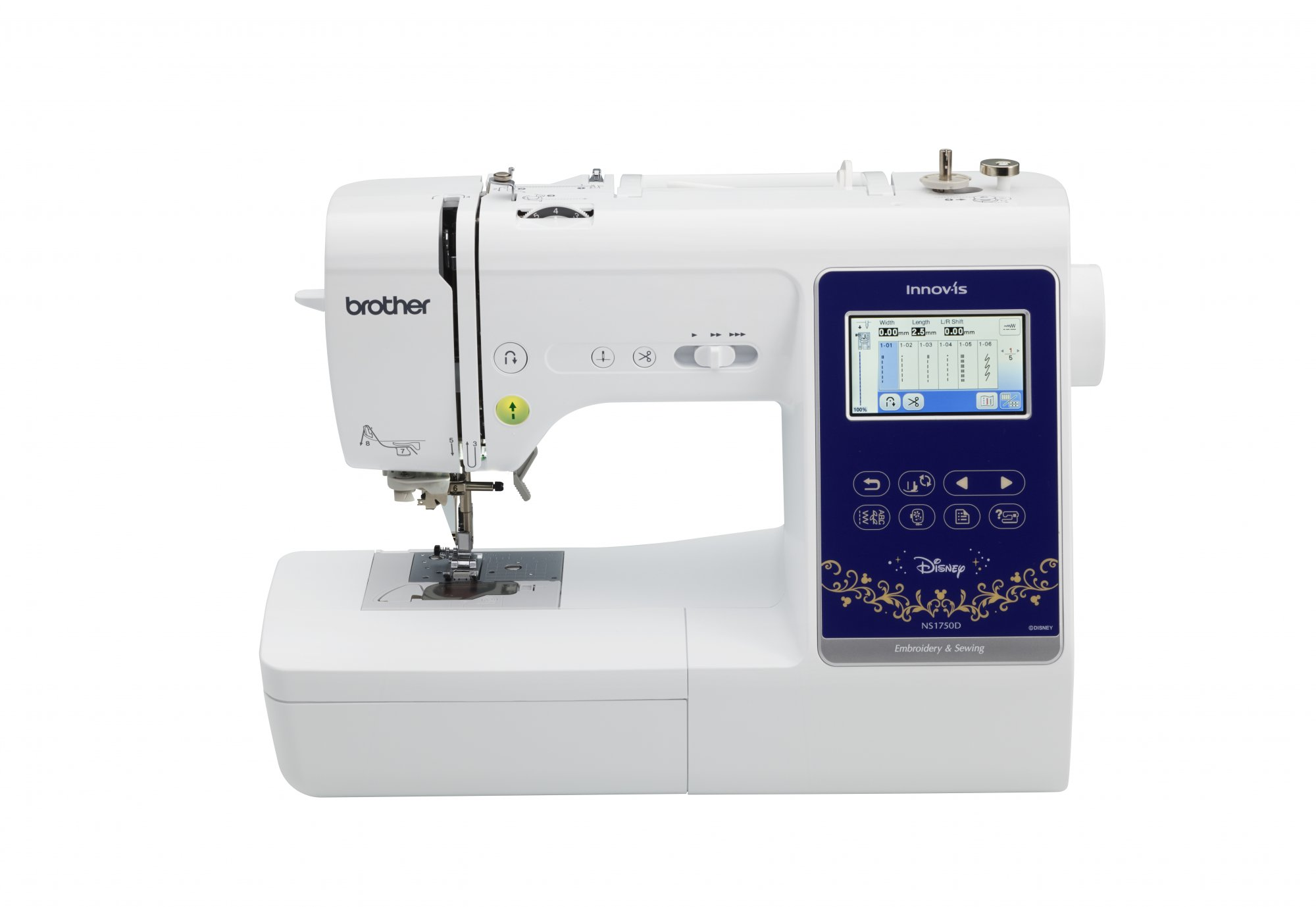 Brother Innovis NS1750D