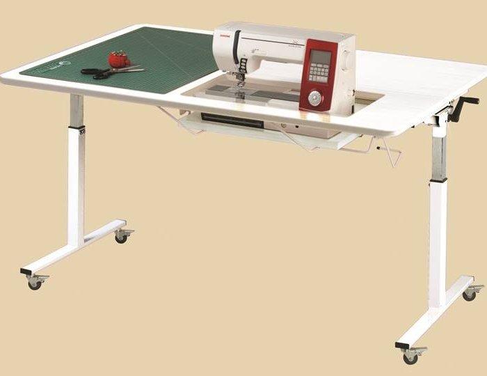Tasmanian Height Adjustable Table
