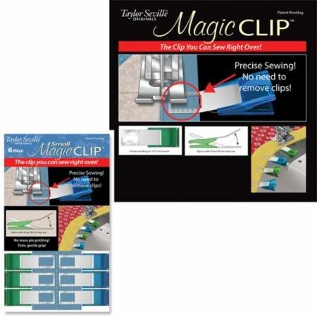 Magic Clip Small 6ct