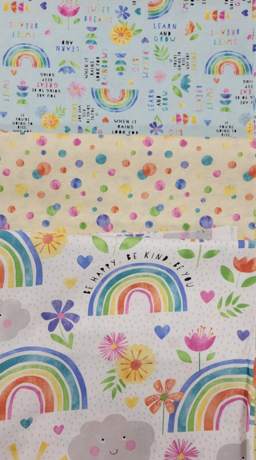 Raindrops & Sunshine 3 yard bundle