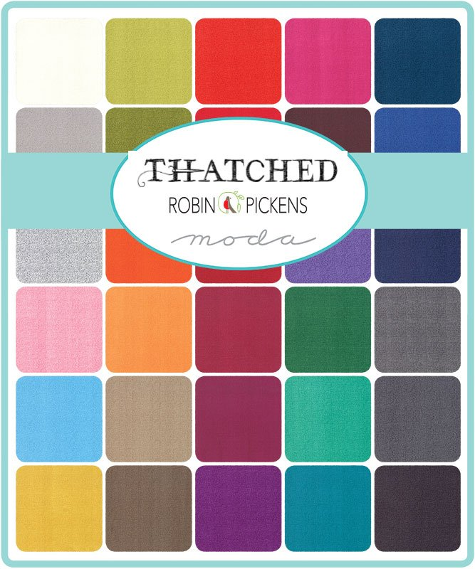 Thatched by Robin Pickens Jelly Roll
