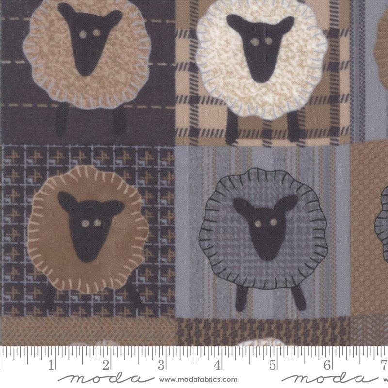 Farmhouse Flannels II Sheep