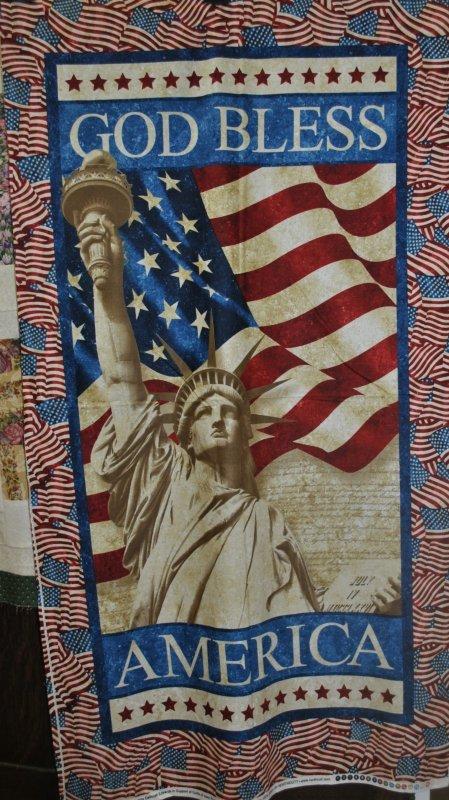 America Pattern & Panel