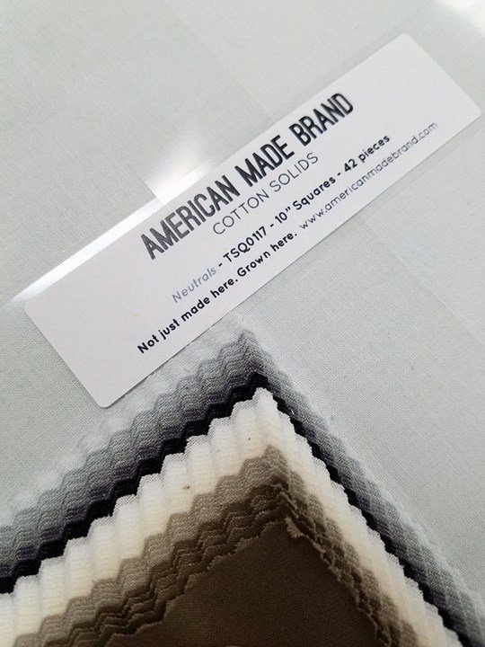 American Made Brand 10 Squares