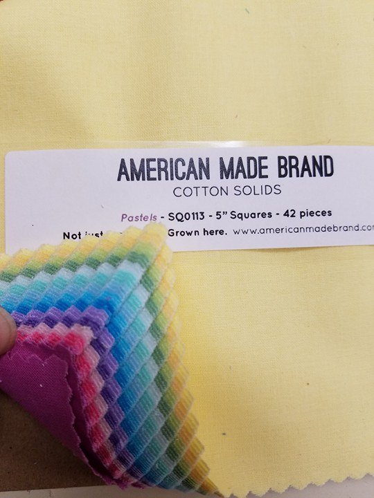 American Made Brand 5 Squares