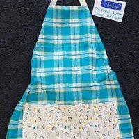 Tea Towel Apron Pattern Sheet