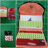 Card Case Project Sheet