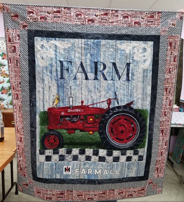 Farmall Hometown Life Kit