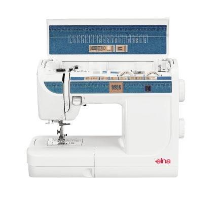 Elna 3210 Jean's Machine