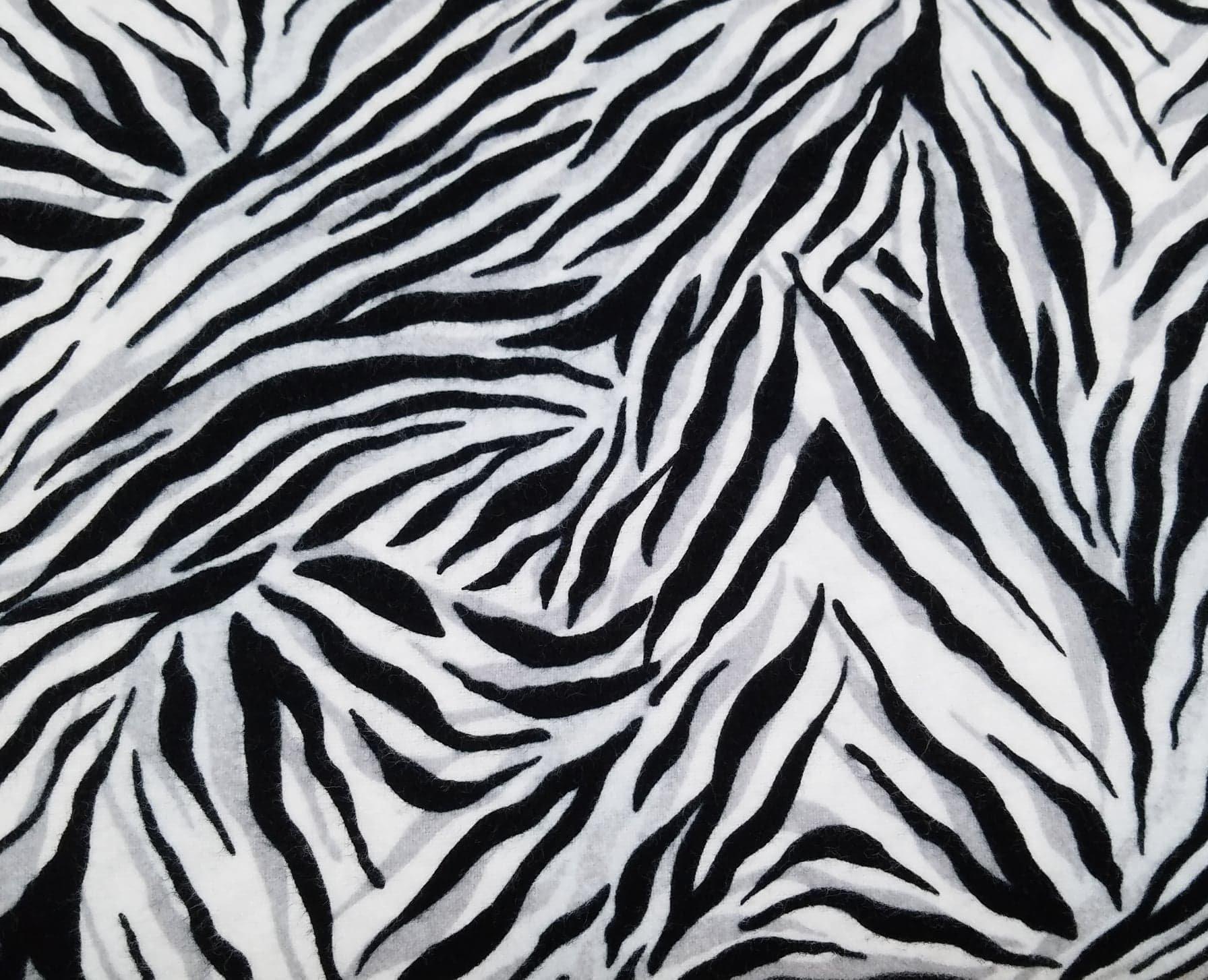 Wild Animal Print Flannel