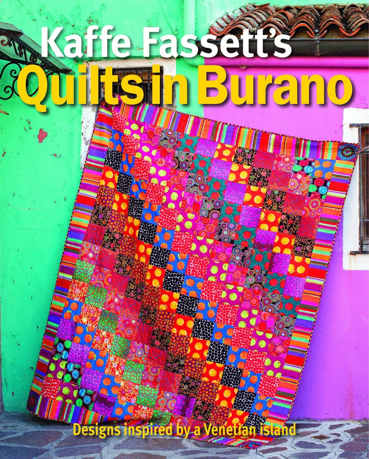 Kaffe Fassett Quilts In Burano
