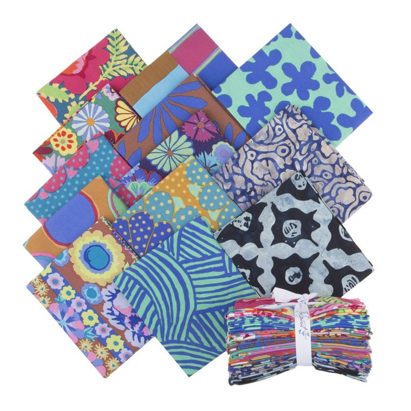 Kaffe Fassett Artisan Fat 1/4 Bundle