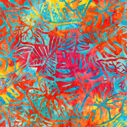 Totally Tropical Artisan Batik