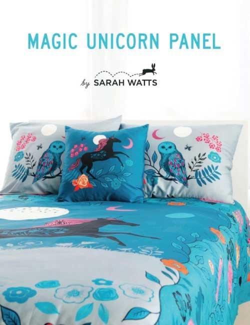 Crescent Magic Unicorn Digital Panel