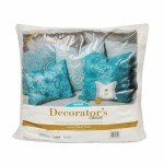 Decorator's Choice Luxury Pillow Form 100% Polyester Filled 24in x 24in