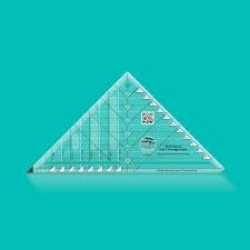 Creative Grids Half-Square 4-in-1 Triangle Quilt Ruler