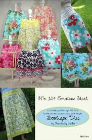 Emaline Skirt Pattern