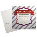 Hotfix Adhesive 6 sheets - 12in x 12in
