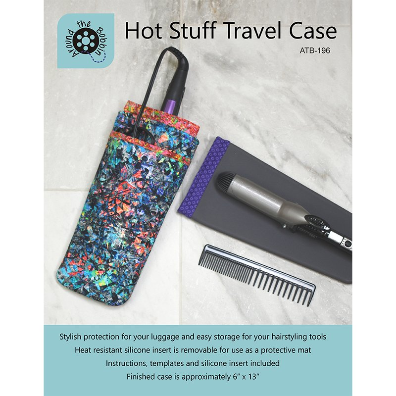 Hot Stuff Travel Case