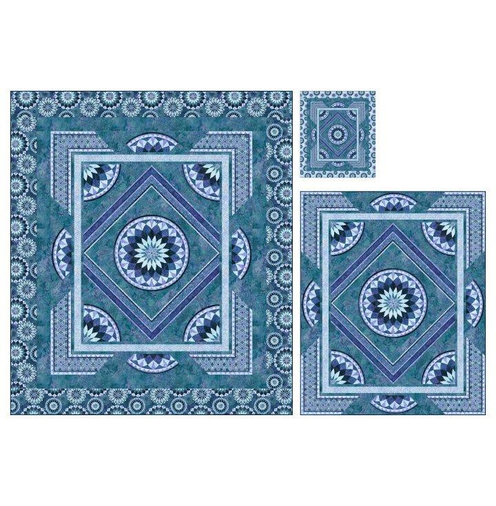 Castelvecchio Quilt Pattern