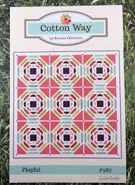 Playful Quilt Pattern