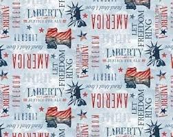 Liberty Lane Patriotic Words