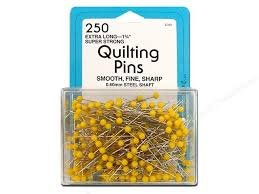 Quilting Pins 250 Box